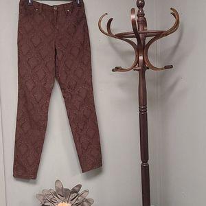 Nine West Vintage America Matchstick Skinny Pants